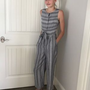 New w/tag ASOS open back jumpsuit